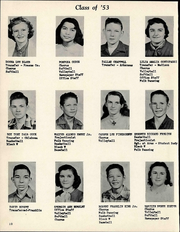 Page 16, 1953 Edition, Waverly School - Annual Yearbook (Stockton, CA) online yearbook collection