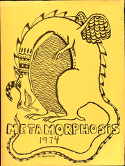 1974 Edition, Del Mar Middle School - Metamorphosis Yearbook (Tiburon, CA)