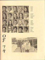 Page 19, 1974 Edition, Del Mar Middle School - Metamorphosis Yearbook (Tiburon, CA) online yearbook collection