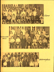 Page 31, 1974 Edition, Del Mar Middle School - Metamorphosis Yearbook (Tiburon, CA) online yearbook collection