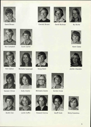 Page 13, 1978 Edition, Del Mar Middle School - Metamorphosis Yearbook (Tiburon, CA) online yearbook collection