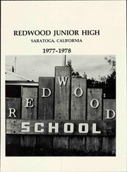 Page 7, 1978 Edition, Redwood Middle School - Yearbook (Saratoga, CA) online yearbook collection