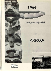 Page 7, 1966 Edition, North Junior High School - Arrow Yearbook (Downey, CA) online yearbook collection