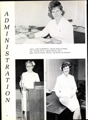 Page 10, 1972 Edition, LA County Medical Center School of Nursing - Rx Yearbook (Los Angeles, CA) online yearbook collection