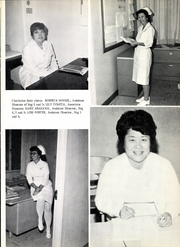 Page 11, 1972 Edition, LA County Medical Center School of Nursing - Rx Yearbook (Los Angeles, CA) online yearbook collection
