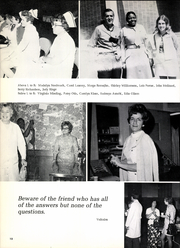 Page 16, 1972 Edition, LA County Medical Center School of Nursing - Rx Yearbook (Los Angeles, CA) online yearbook collection