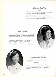 Page 72, 1972 Edition, LA County Medical Center School of Nursing - Rx Yearbook (Los Angeles, CA) online yearbook collection