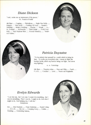 Page 73, 1972 Edition, LA County Medical Center School of Nursing - Rx Yearbook (Los Angeles, CA) online yearbook collection