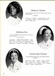 Page 74, 1972 Edition, LA County Medical Center School of Nursing - Rx Yearbook (Los Angeles, CA) online yearbook collection