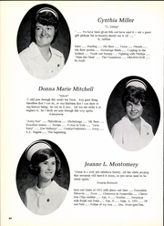 Page 84, 1972 Edition, LA County Medical Center School of Nursing - Rx Yearbook (Los Angeles, CA) online yearbook collection