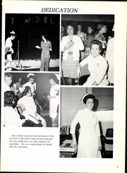 Page 9, 1972 Edition, LA County Medical Center School of Nursing - Rx Yearbook (Los Angeles, CA) online yearbook collection
