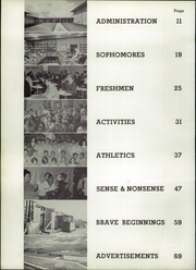 Page 14, 1968 Edition, Justin High School - Brave Yearbook (Napa, CA) online yearbook collection