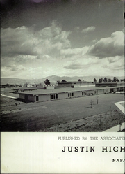 Page 6, 1968 Edition, Justin High School - Brave Yearbook (Napa, CA) online yearbook collection