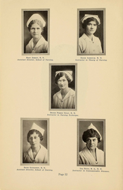 Page 10, 1926 Edition, San Francisco Hospital School of Nursing - Cap and Seal Yearbook (San Francisco, CA) online yearbook collection