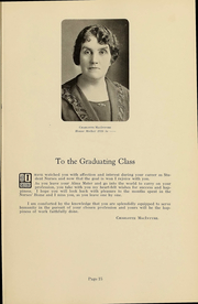 Page 13, 1926 Edition, San Francisco Hospital School of Nursing - Cap and Seal Yearbook (San Francisco, CA) online yearbook collection