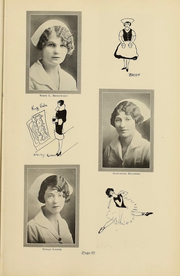 Page 16, 1926 Edition, San Francisco Hospital School of Nursing - Cap and Seal Yearbook (San Francisco, CA) online yearbook collection