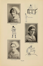 Page 17, 1926 Edition, San Francisco Hospital School of Nursing - Cap and Seal Yearbook (San Francisco, CA) online yearbook collection
