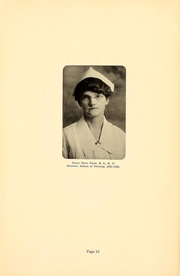 Page 8, 1926 Edition, San Francisco Hospital School of Nursing - Cap and Seal Yearbook (San Francisco, CA) online yearbook collection