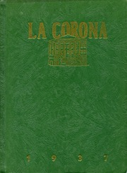 1937 Edition, Corona Junior High School - La Corona Yearbook (Corona, CA)