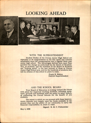 Page 8, 1939 Edition, Corona Junior High School - La Corona Yearbook (Corona, CA) online yearbook collection
