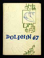 1967 Edition, Trident Junior High School - Dolphin Yearbook (Anaheim, CA)