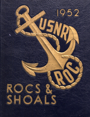 1952 Edition, Reserve Officers Candidate School - Rocs and Shoals Yearbook (Long Beach, CA)