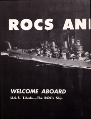 Page 5, 1952 Edition, Reserve Officers Candidate School - Rocs and Shoals Yearbook (Long Beach, CA) online yearbook collection