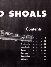 Page 6, 1952 Edition, Reserve Officers Candidate School - Rocs and Shoals Yearbook (Long Beach, CA) online yearbook collection
