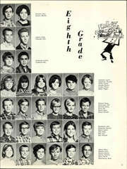 Page 11, 1968 Edition, Newton Middle School - Shield Yearbook (Hacienda Heights, CA) online yearbook collection