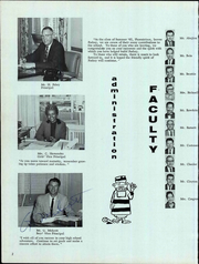 Page 6, 1962 Edition, Foshay Junior High School - Los Valientes Yearbook (Los Angeles, CA) online yearbook collection