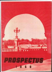 1956 Edition, Stanford Graduate School of Business - Prospectus Yearbook (Palo Alto, CA)