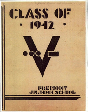 1942 Edition, Fremont Junior High School - Bulldog Yearbook (Pomona, CA)