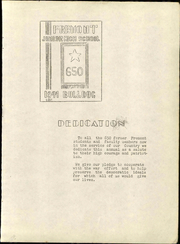 Page 9, 1944 Edition, Fremont Junior High School - Bulldog Yearbook (Pomona, CA) online yearbook collection