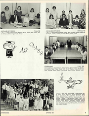 Page 9, 1969 Edition, Mark Twain Middle School - Captains Log Yearbook (Los Angeles, CA) online yearbook collection