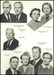 Page 15, 1957 Edition, Newbury Park Academy - Yucca Yearbook (Newbury Park, CA) online yearbook collection