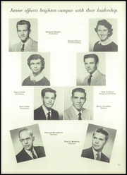 Page 17, 1957 Edition, Newbury Park Academy - Yucca Yearbook (Newbury Park, CA) online yearbook collection