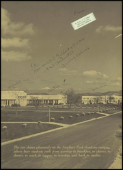 Page 3, 1957 Edition, Newbury Park Academy - Yucca Yearbook (Newbury Park, CA) online yearbook collection