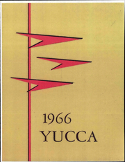 Page 1, 1966 Edition, Newbury Park Academy - Yucca Yearbook (Newbury Park, CA) online yearbook collection