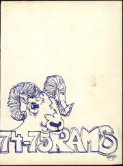 Page 1, 1975 Edition, Pleasant Hill Middle School - Yearbook (Pleasant Hill, CA) online yearbook collection