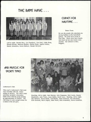 Page 11, 1975 Edition, Pleasant Hill Middle School - Yearbook (Pleasant Hill, CA) online yearbook collection