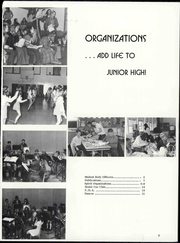 Page 7, 1975 Edition, Pleasant Hill Middle School - Yearbook (Pleasant Hill, CA) online yearbook collection
