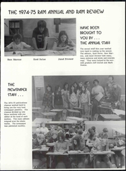 Page 9, 1975 Edition, Pleasant Hill Middle School - Yearbook (Pleasant Hill, CA) online yearbook collection