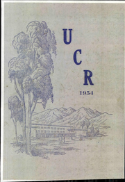 Page 1, 1954 Edition, University of California Riverside - Tartan Yearbook (Riverside, CA) online yearbook collection