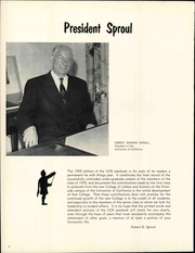 Page 10, 1955 Edition, University of California Riverside - Tartan Yearbook (Riverside, CA) online yearbook collection