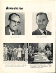 Page 12, 1955 Edition, University of California Riverside - Tartan Yearbook (Riverside, CA) online yearbook collection