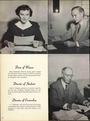 Page 14, 1953 Edition, College of the Sequoias - Koh Kyo Yearbook (Visalia, CA) online yearbook collection