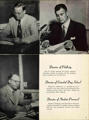 Page 15, 1953 Edition, College of the Sequoias - Koh Kyo Yearbook (Visalia, CA) online yearbook collection