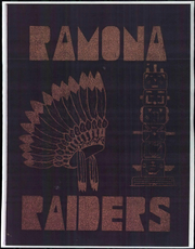 Page 1, 1975 Edition, Ramona Middle School - Yearbook (La Verne, CA) online yearbook collection
