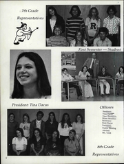 Page 8, 1975 Edition, Ramona Middle School - Yearbook (La Verne, CA) online yearbook collection