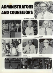 Page 10, 1977 Edition, Daniel Webster Middle School - Senator Yearbook (Los Angeles, CA) online yearbook collection